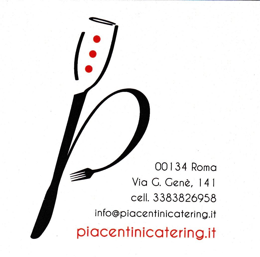 I nostri amici di Piacentini Catering