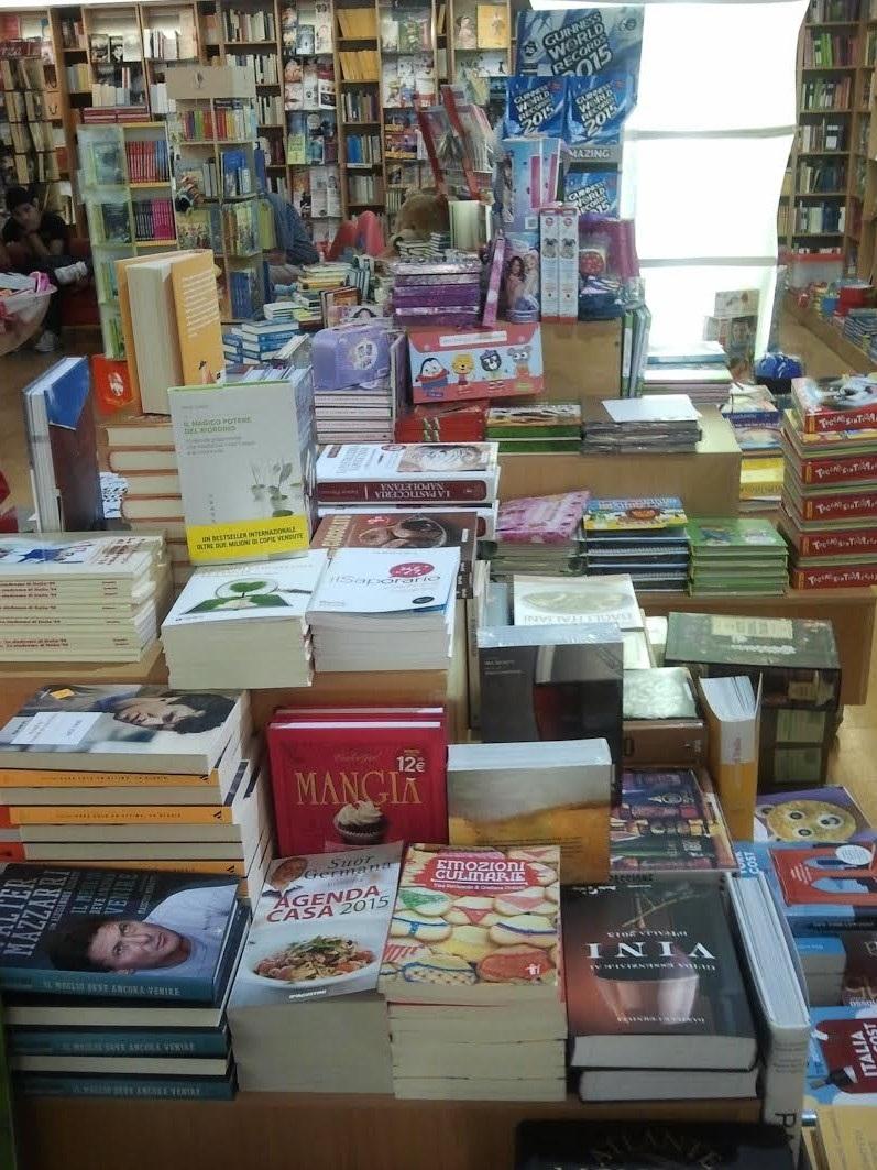 EC in Libreria