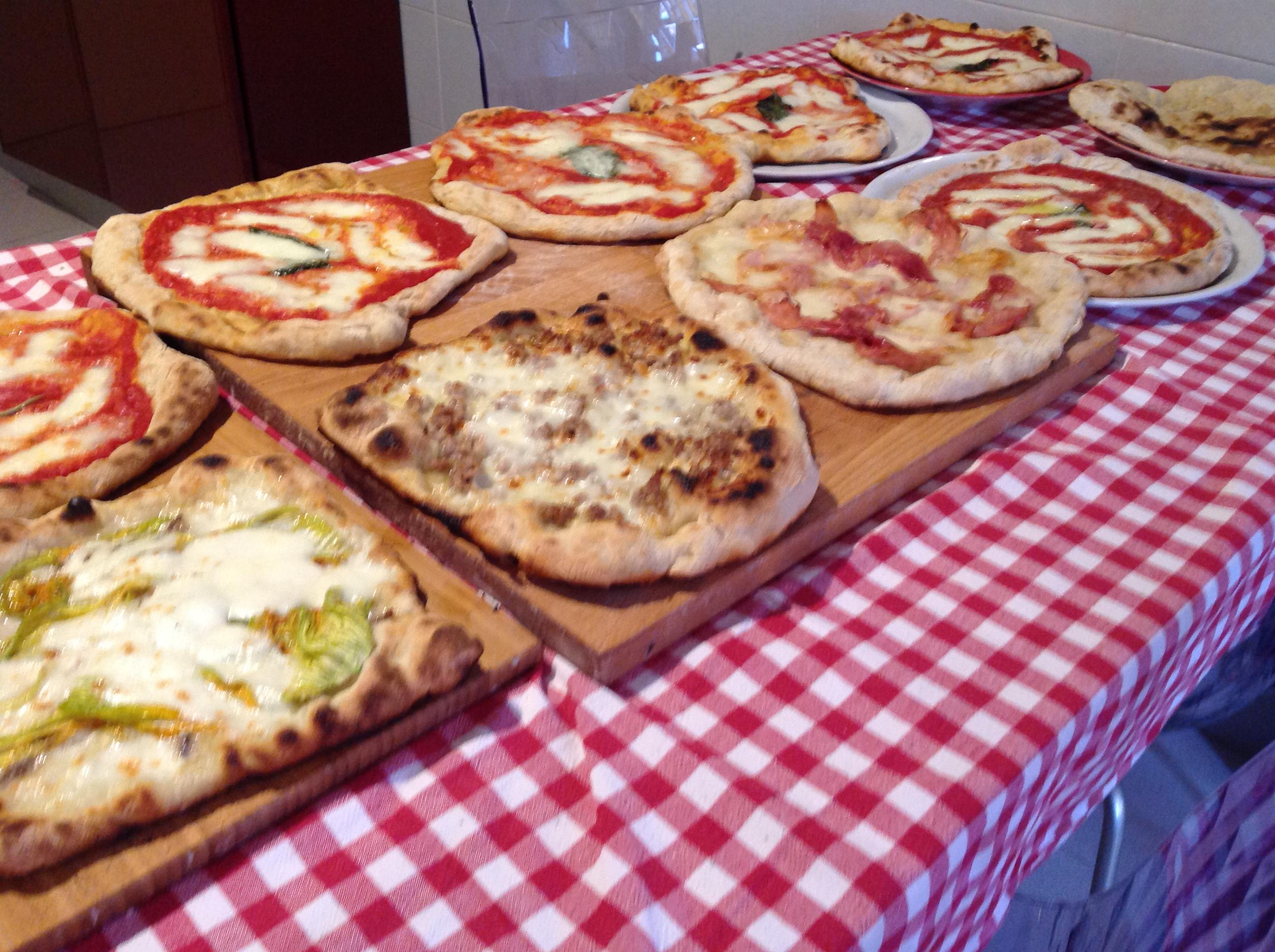 Le nostre pizze veloci