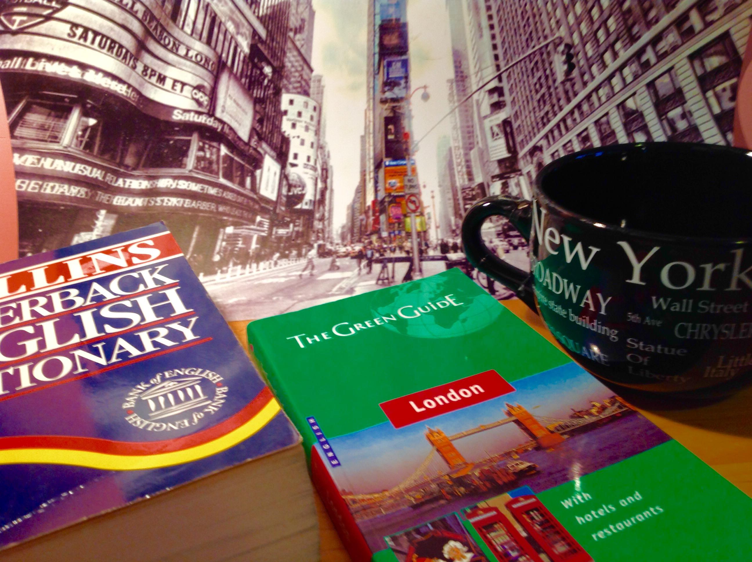 English & Italian articles