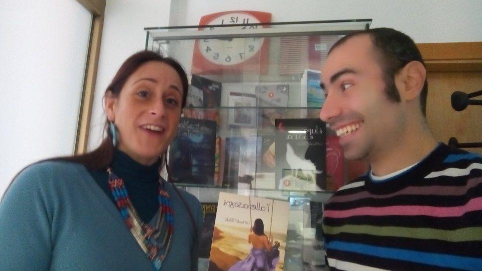 Eleonora Lo Nigro e Igor D'Antoni